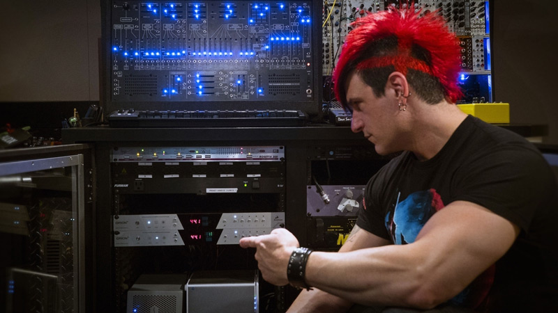 Producer/Multi-Instrumentalist Behind Celldweller Unlocks a Brand New Cosmos of Sound with Antelope Audio's Orion 32