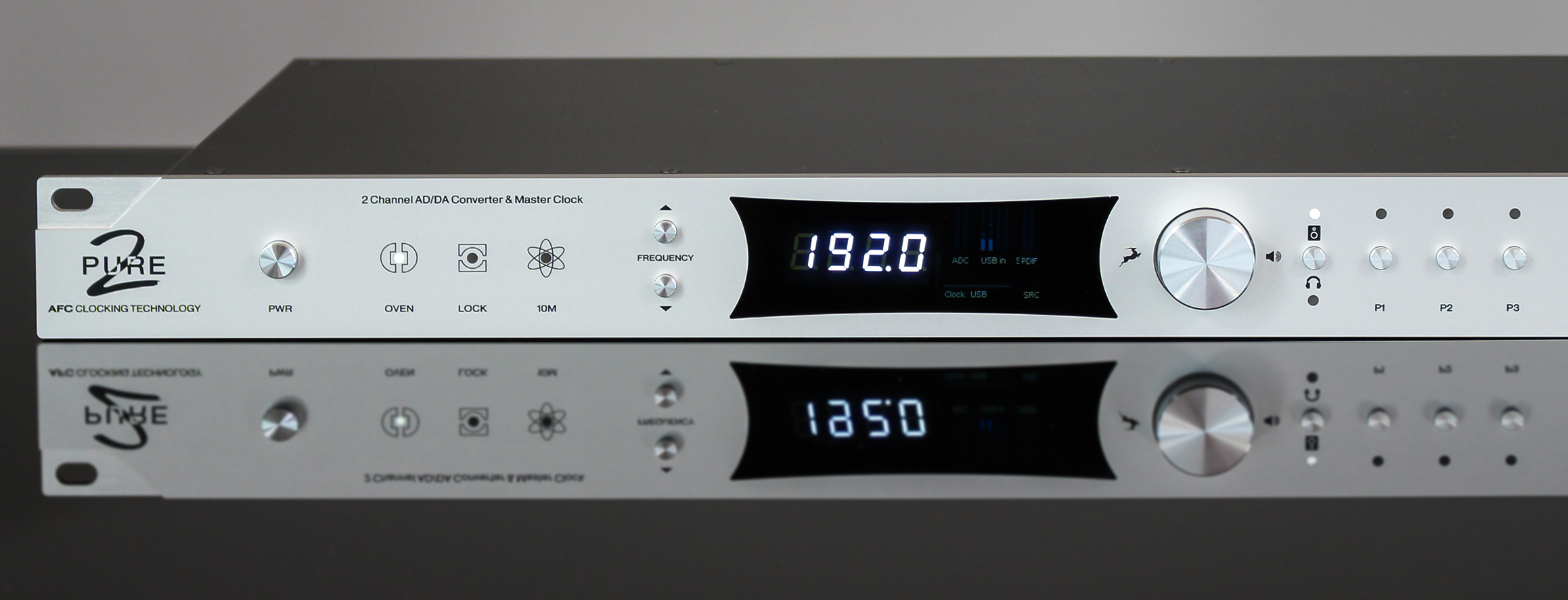Antelope Audio to Demonstrate its New Pure2 Stereo Mastering Converter and Master Clock at 14th Annual Gearfest