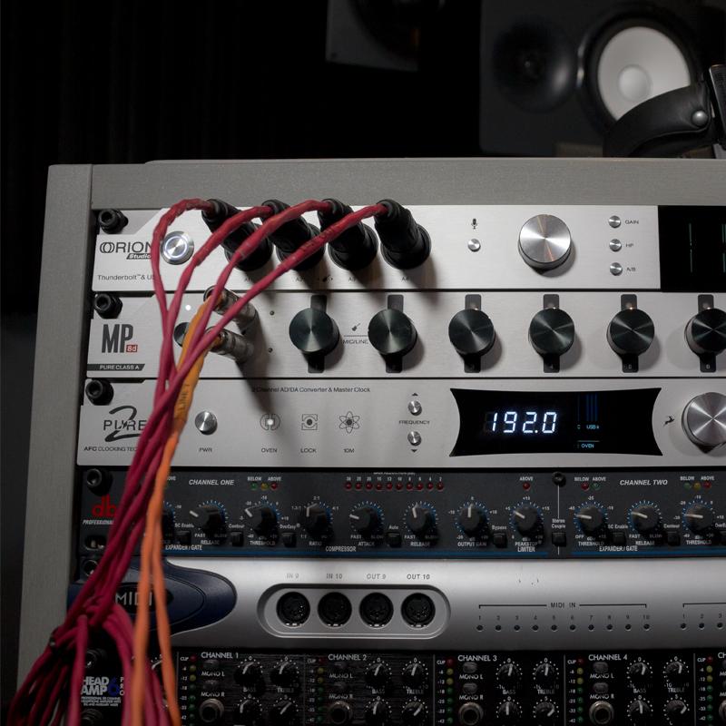 Orion Studio AFX, Including AuraVerb Reverb