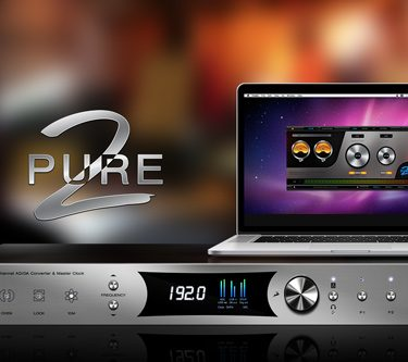 Pure2 - Mastering AD/DA Converter & Clock