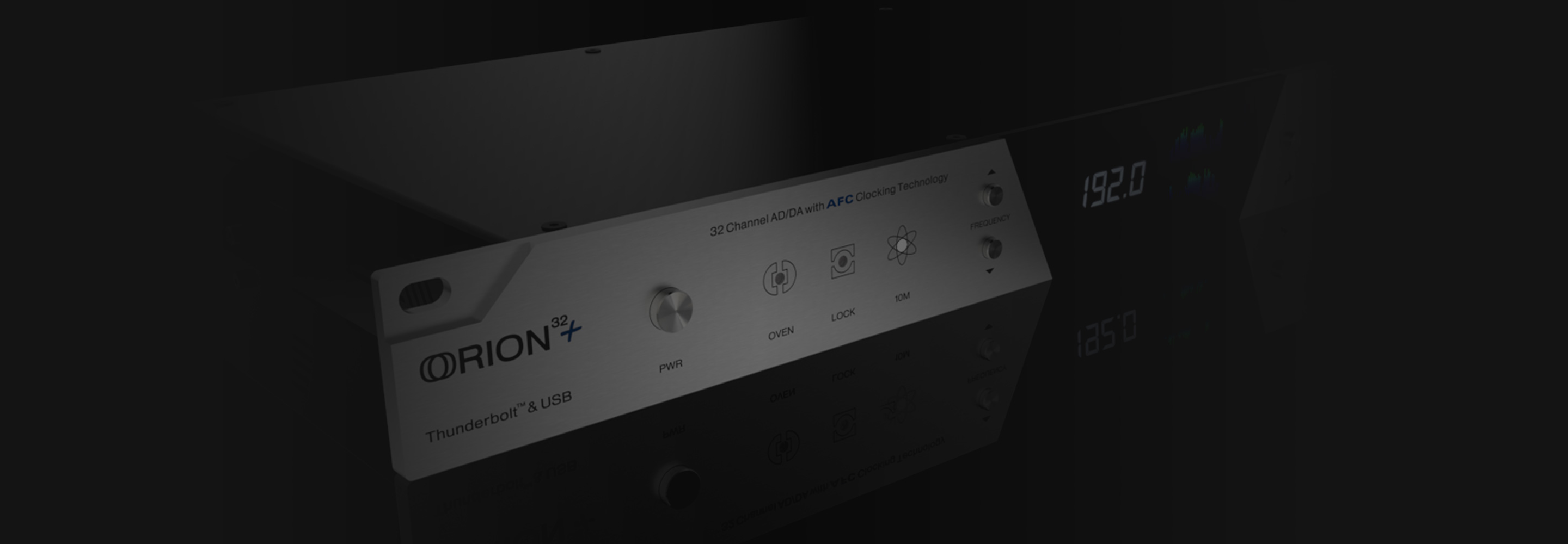 Antelope Orion32 Multi-Channel Interface, Nominated for TEC Award, to be Demonstrated at 2014 NAMM Show