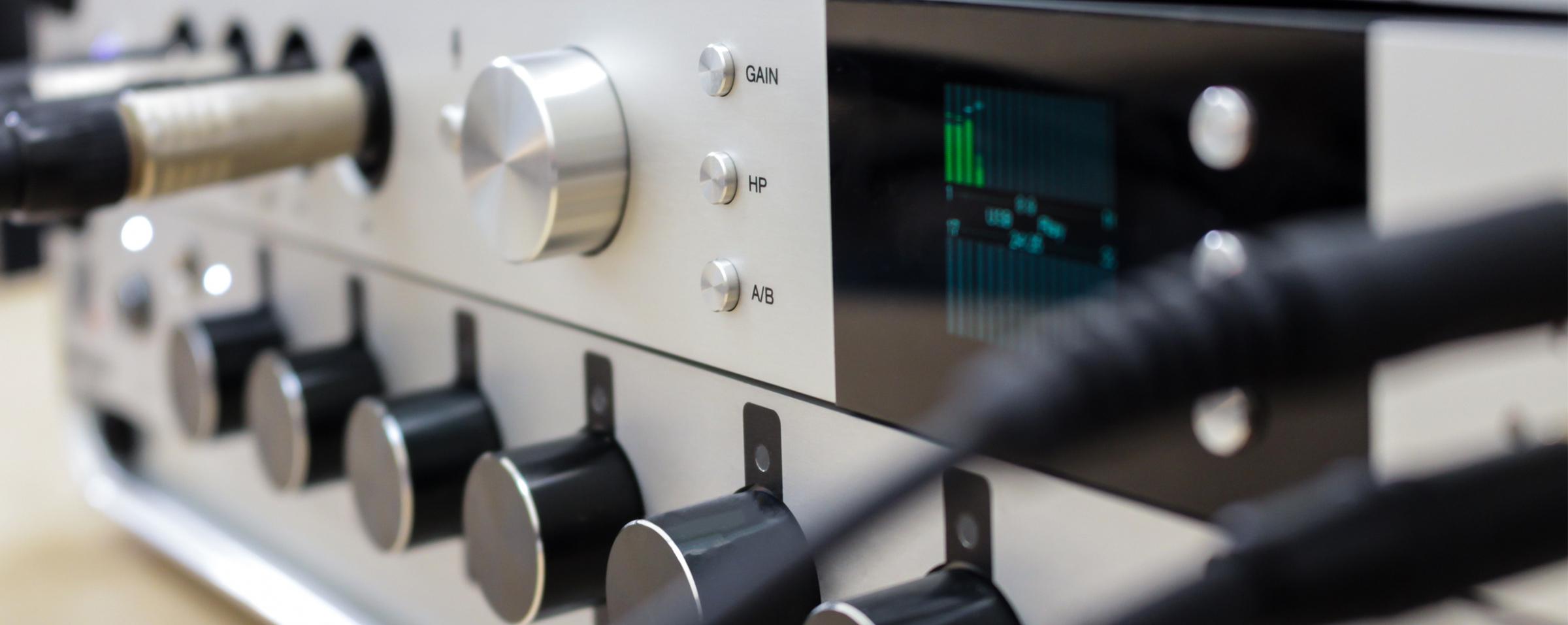 Orion Studio Thunderbolt and USB Studio Interface