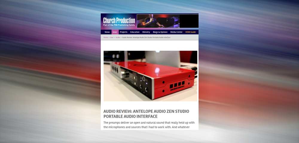 Zen Studio Review by Church Production