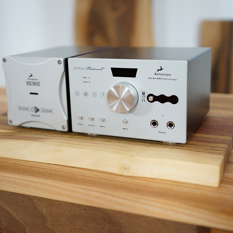 Antelope Audio Zodiac Platinum DSD DAC: Combining Evolutionary and Revolutionary Innovations for a Perfected Listening Experience