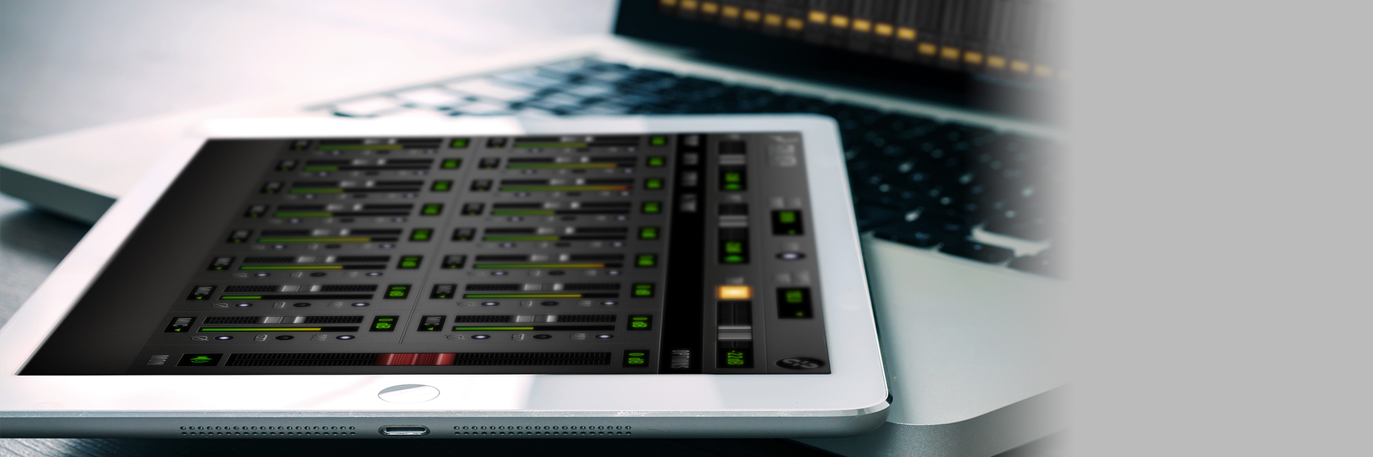 Antelope Audio just launched remote control apps for some of their interfaces