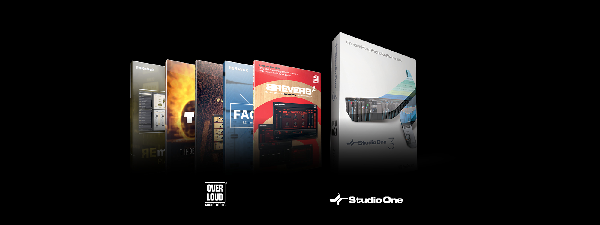All Antelope Audio interfaces now coming with the free Synergy Bundle