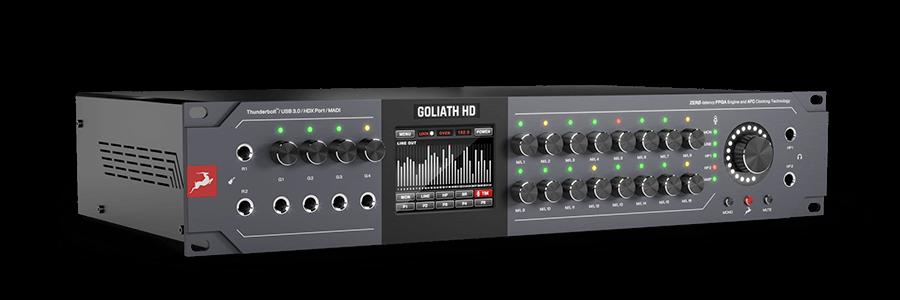 Goliath HD 3FX ctlg
