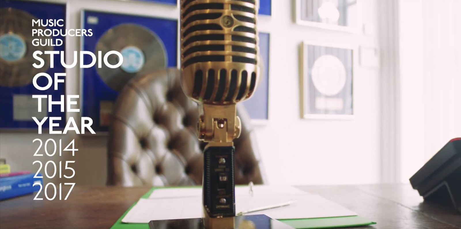Studio Talks London – RAK Studios