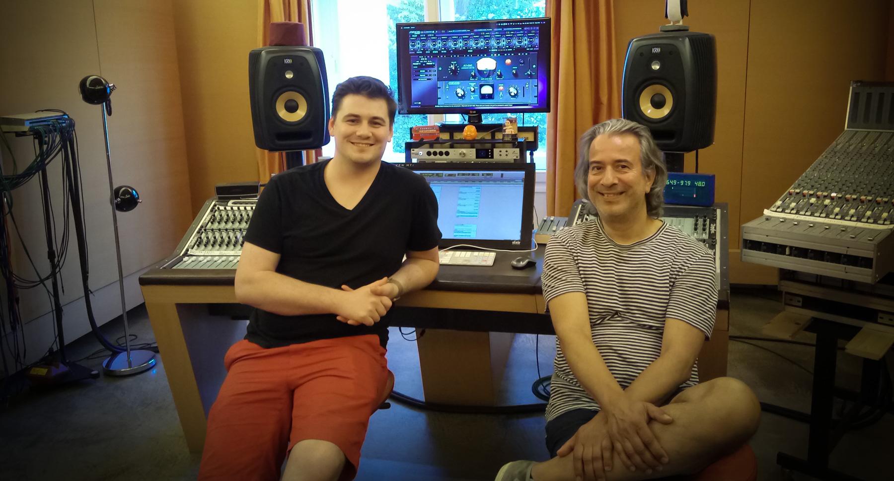 Studio Talks – Teldex Studio, Berlin