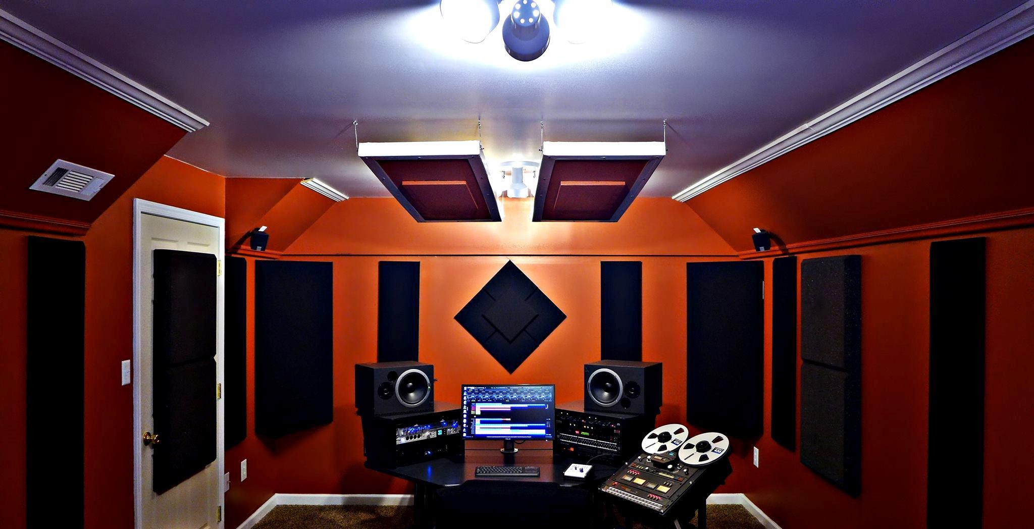 The Upper Room Studio now is using Orion Studio