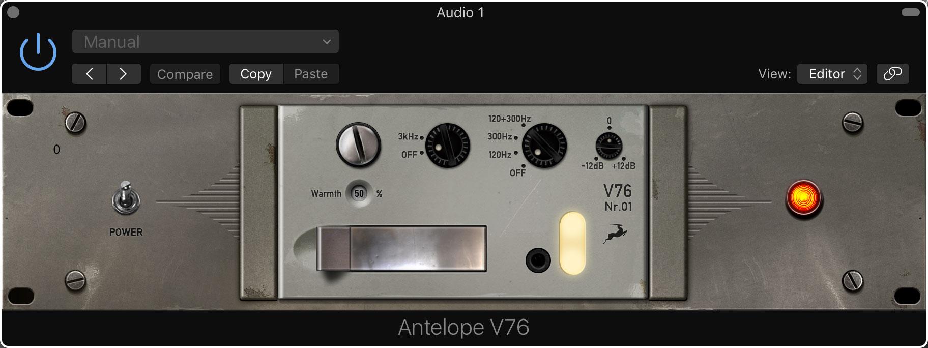 Edge Strip | Antelope Audio