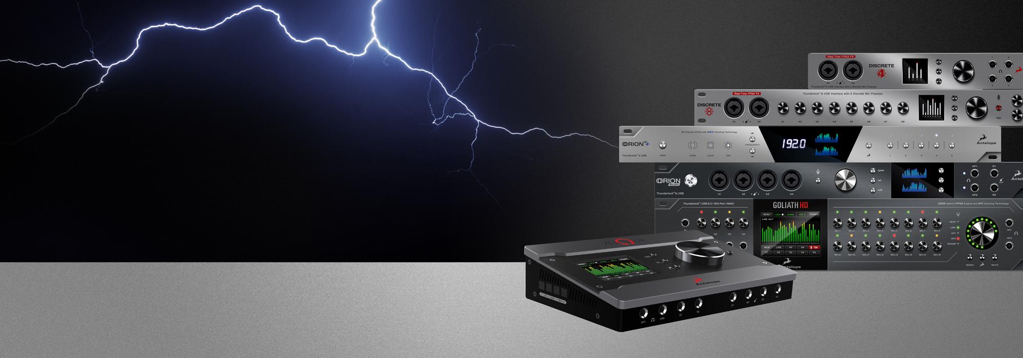 Antelope Audio Announces Thunderbolt Beta Driver For Windows Portable Live Sound Setup Gearslutz Pro Community