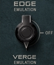 Verge Edge emulations select