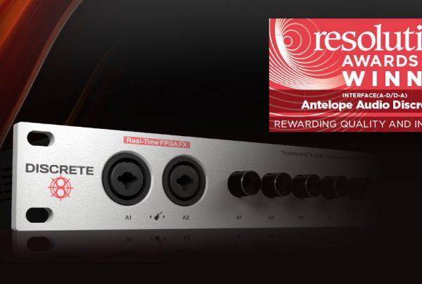 discrete8 resolution award