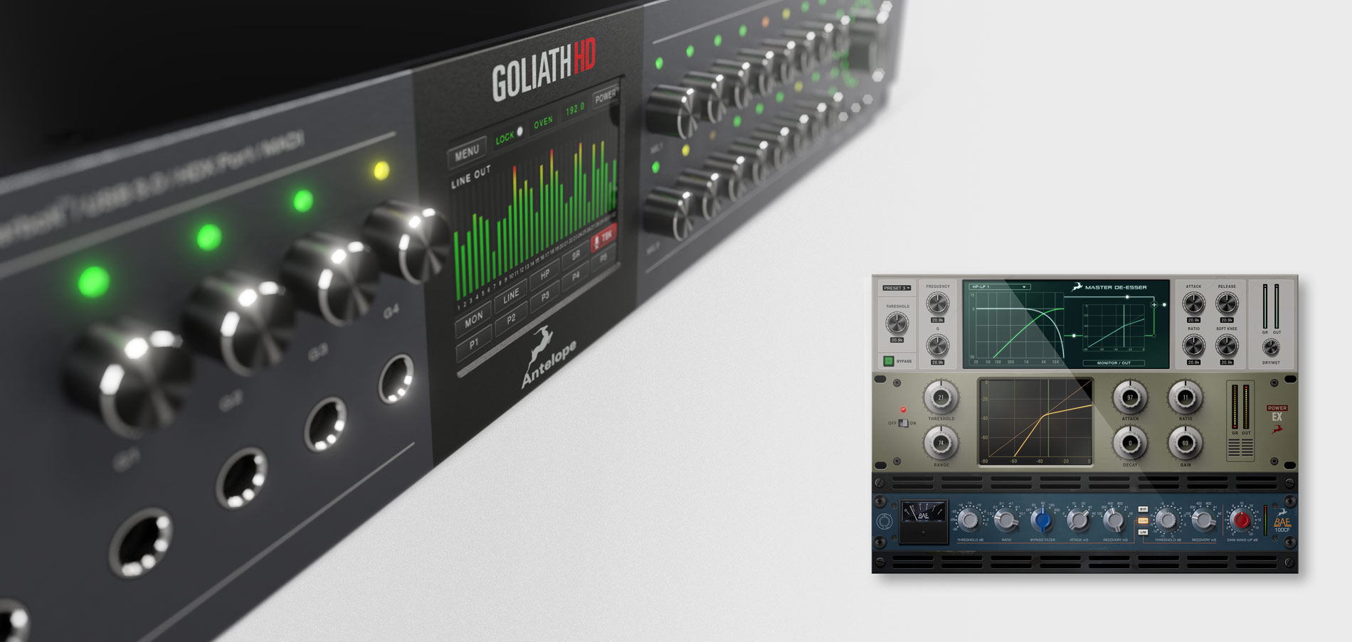 New Goliath HD update – featuring three new FPGA FX