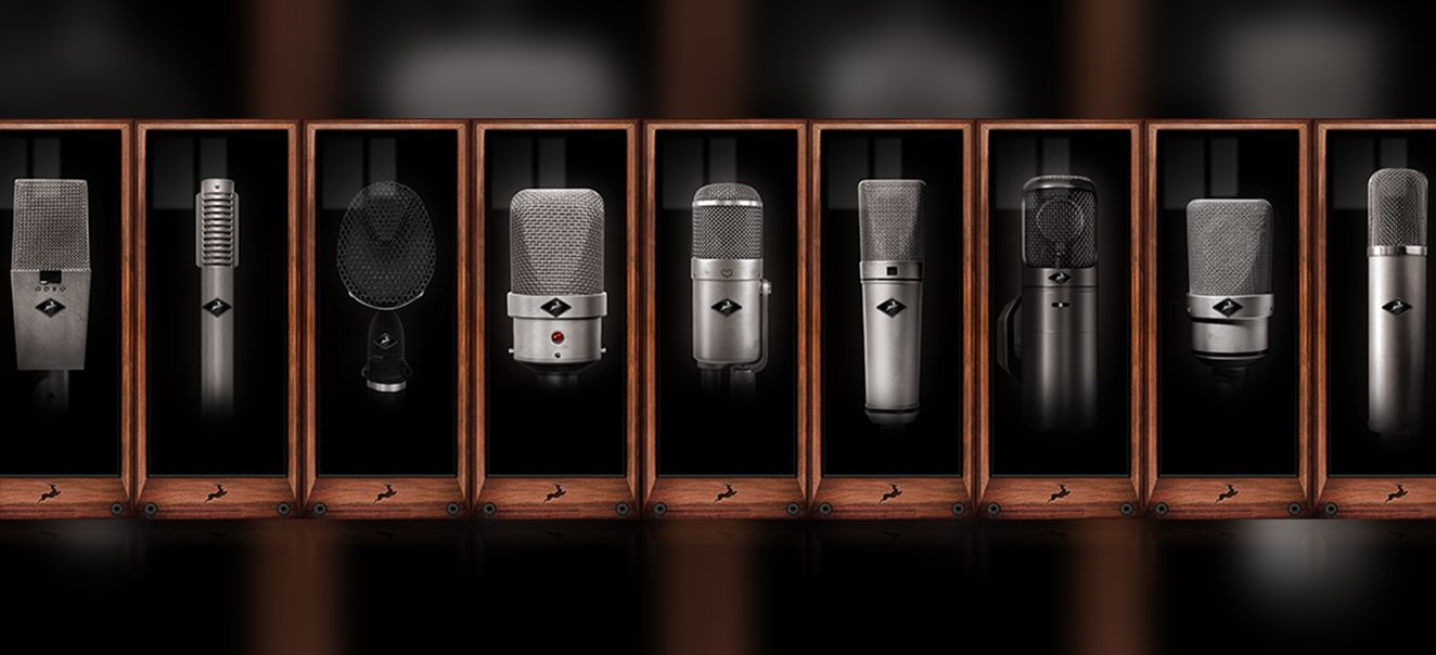 Ask.Audio reviews Antelope Audio Edge Family Modeling Mics
