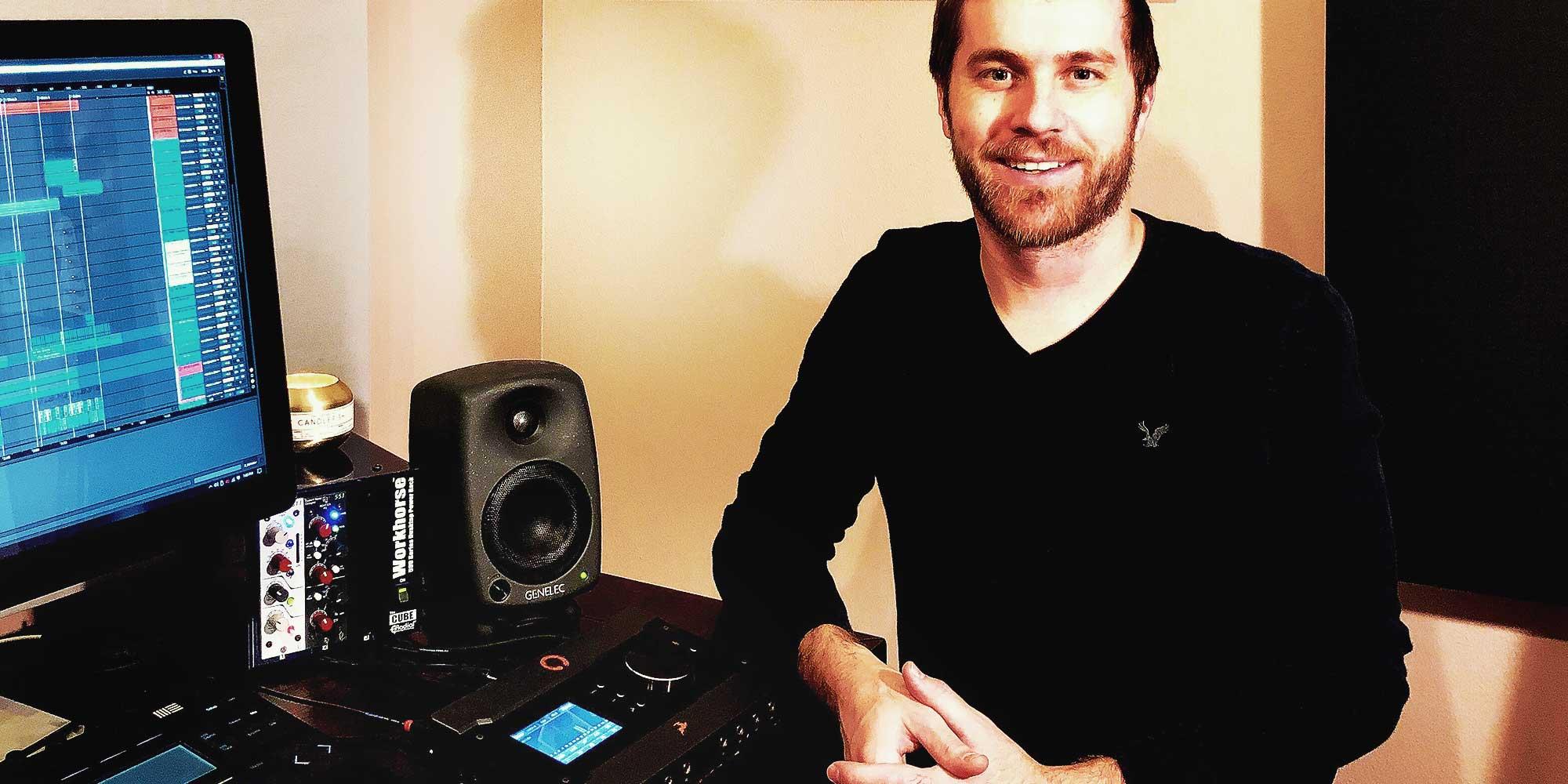 Matthew Tryba using AFX2DAW bridge with Zen Tour