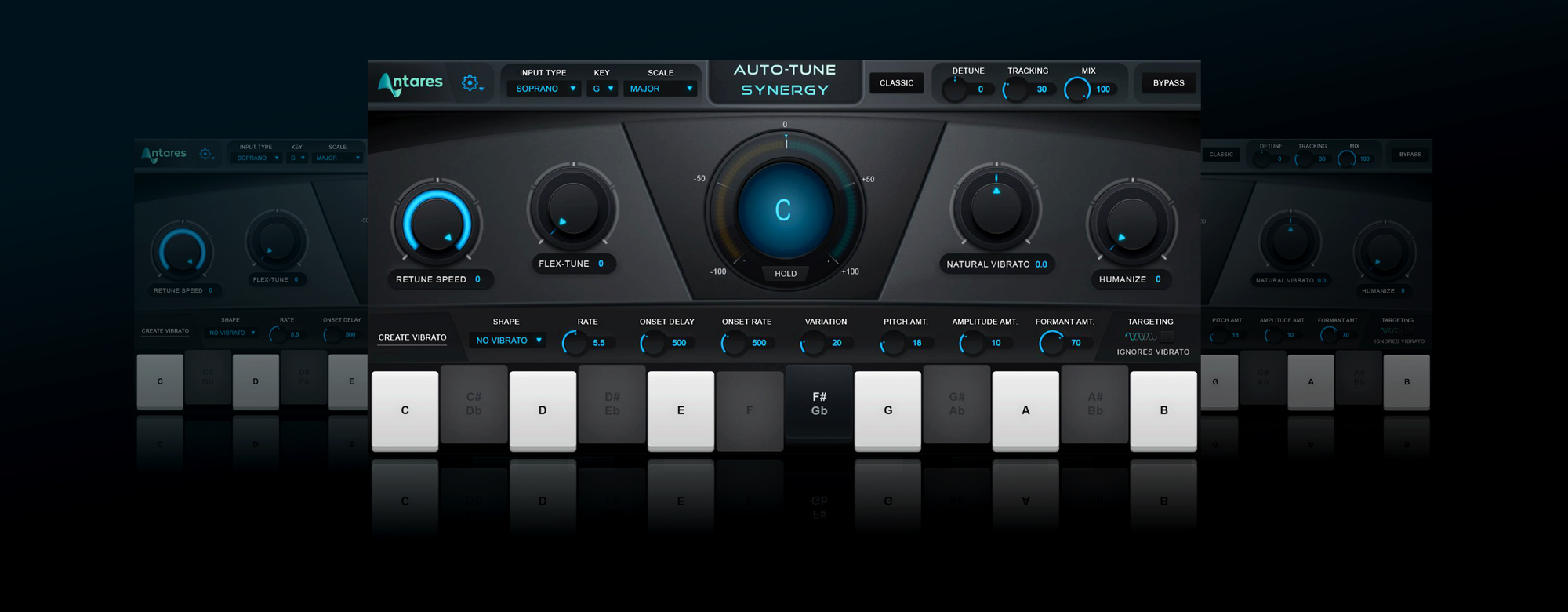 Fine-tune your Vocals with Antares Auto-Tune Synergy