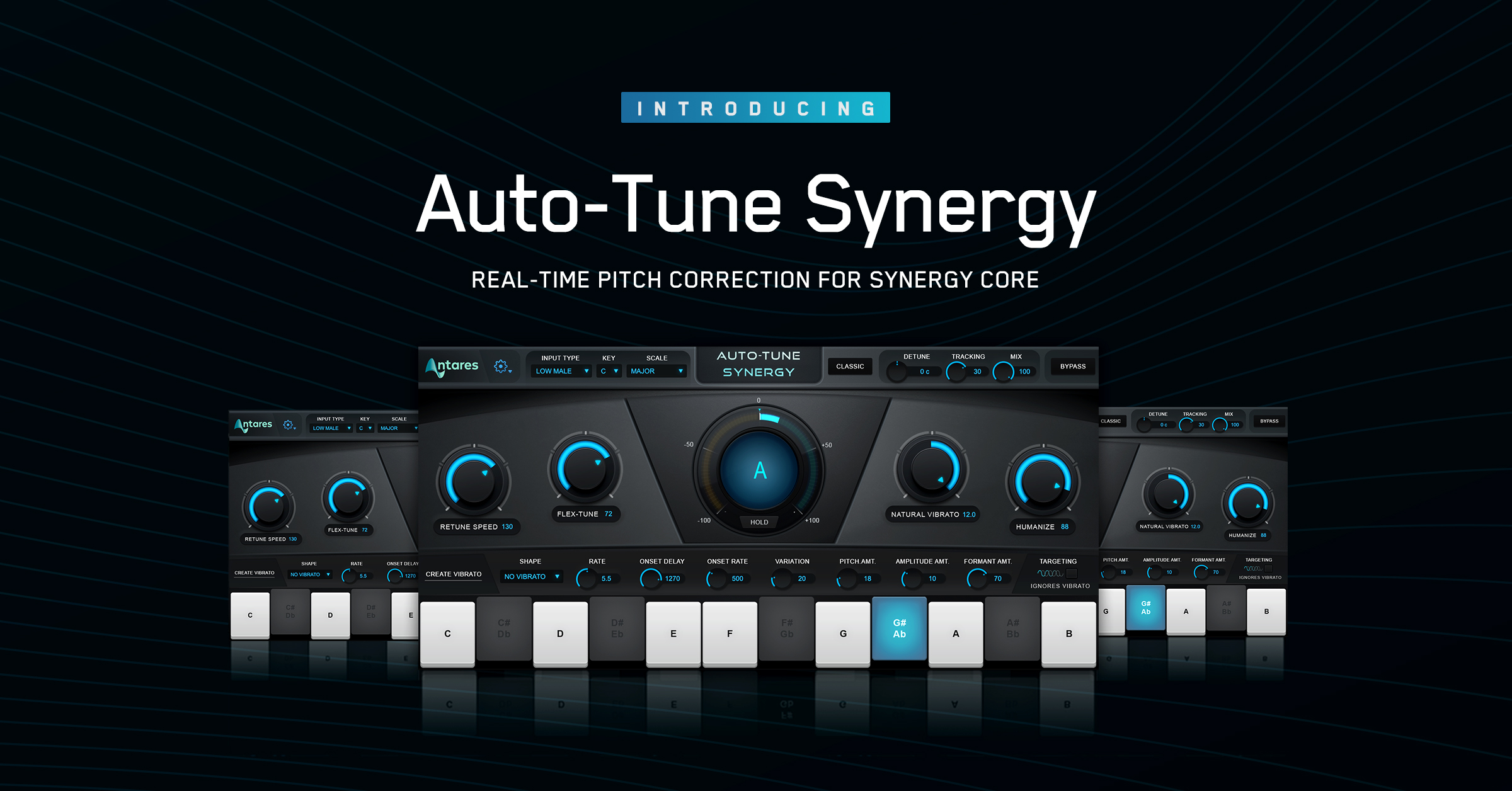 Auto-Tune Synergy