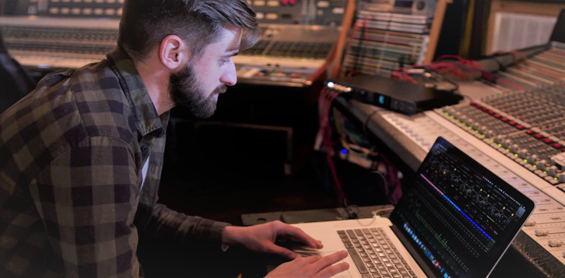 Merging the studio and live worlds with front of house engineer David Loy