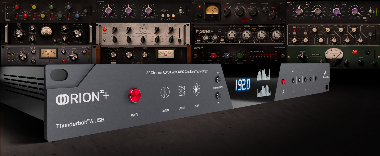 5 Reasons Why the Orion 32+ Gen 3 Interface is the Top Choice in Pro Audio
