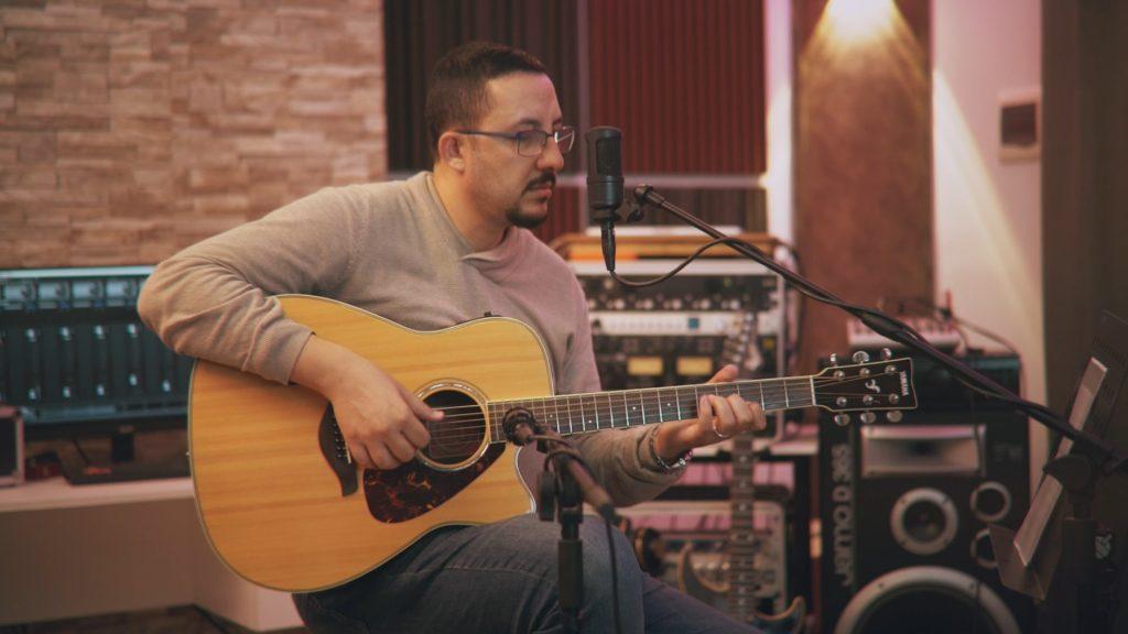 Hichem Djama Recording