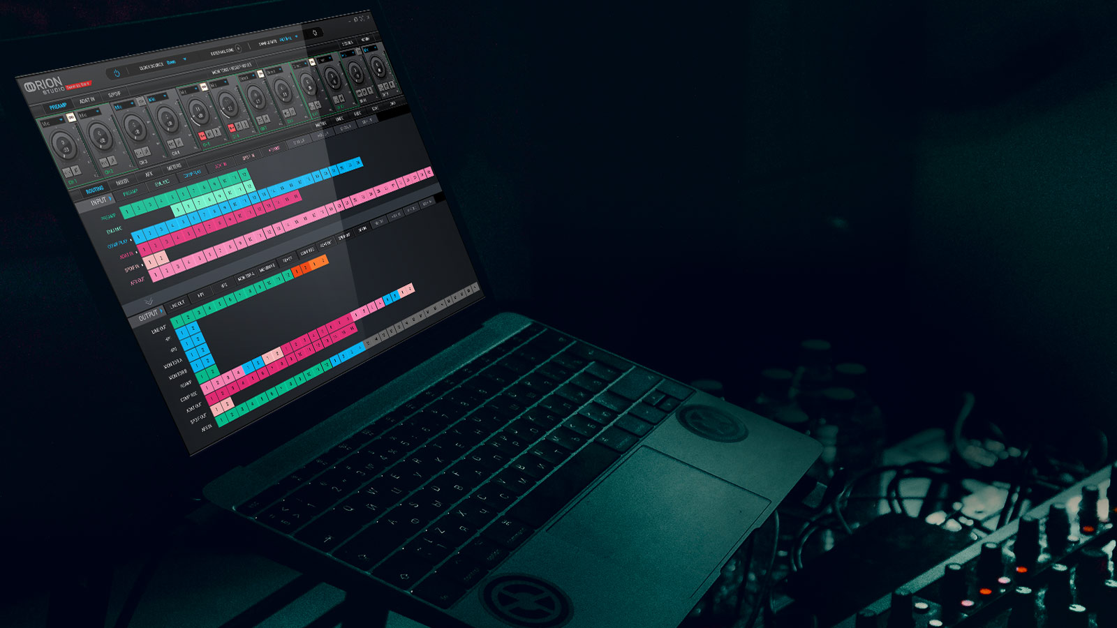 Orion Studio Synergy Core Gets an Upgraded Control Panel with New Look and Features