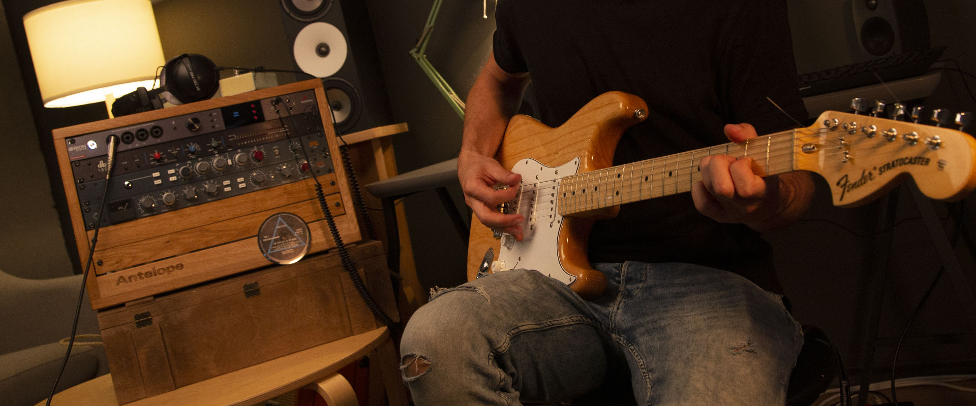 Make Studio-Quality Music at Home with Antelope Audio Interfaces
