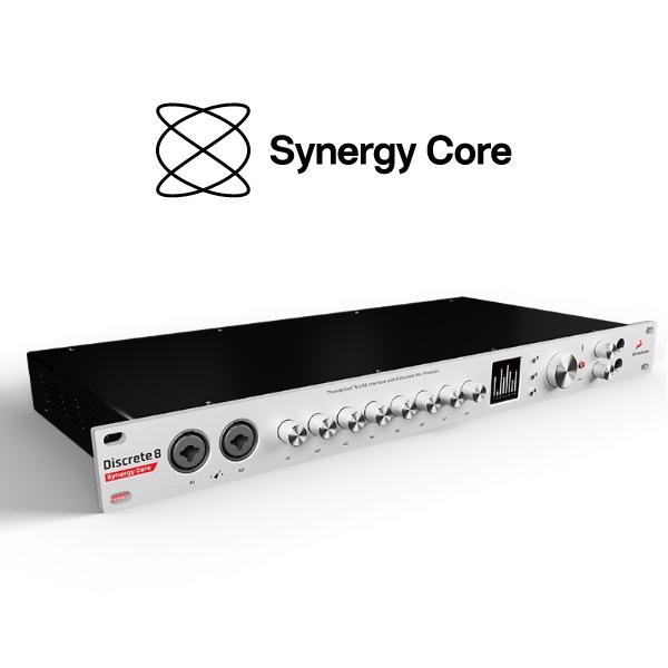 Discrete 8 Synergy Core